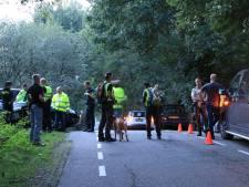 Vermiste Veenendaler (54), naar wie gezocht werd in bos bij Overberg, weer terecht