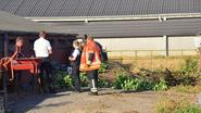Brandweer 2 keer op pad voor boer die snoeiafval verbrandt
