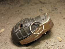 Veghelse magneetvisser neemt granaat mee: 50 woningen ontruimd