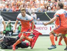 Bob de Voogd: 'Bravoure beloond tegen Belgen'