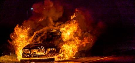 Franse hardloper eindelijk opgepakt voor brandstichting 900 auto's: 'Hij is opgelucht'