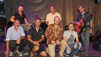 Laakdal All Stars Rockband ronden Bierfeesten af