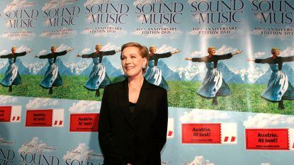 """Julie Andrews voelde zich vreselijk toen ze het echte Von Trapp-huis uit 'The Sound Of Music' bezocht: """"Daar hangt kwaad in de lucht"""""""