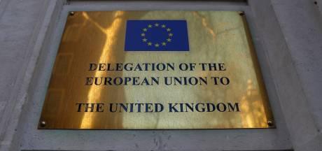 Le Royaume-Uni refuse de reconnaître le statut diplomatique de l'ambassadeur européen