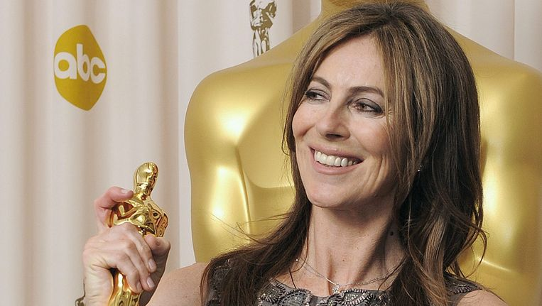 Kathryn Bigelow is de enige vrouw die een Oscar won voor beste regie, met de film The Hurt Locker. Beeld epa