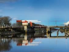 Sloebrug in Vlissingen kapot: voorlopig voor scheepvaart gesloten