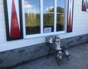 Verkoop van chalets, caravans of huisjes op Duinrand gaat verplicht via de eigenaar van de camping. (afgebeelde chalet is niet van de personen die voorkomen in het artikel)