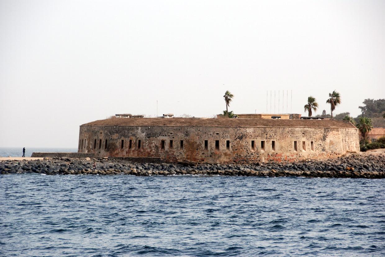 Het fort op Gorée