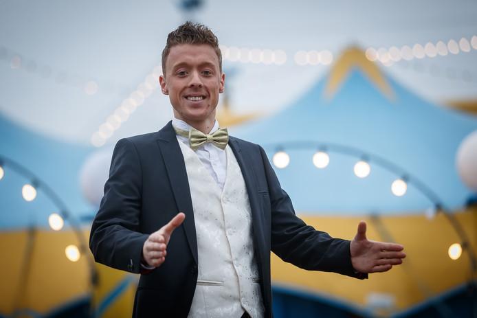 Circusdirecteur Kevin van Geet vertelt over het succes van zijn wintercircus.