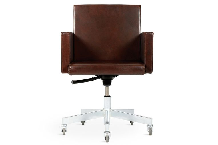 Office Chair van Joep van Lieshout Beeld -