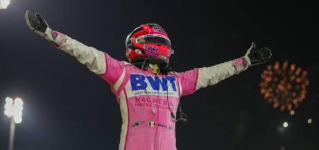 Sergio Perez remplace Alex Albon chez Red Bull en 2021