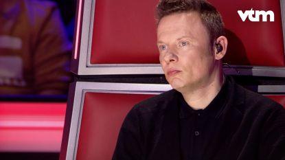 Alex Callier geeft zijn kandidaten stevige 'wake-upcall' in laatste Battles van 'The Voice'