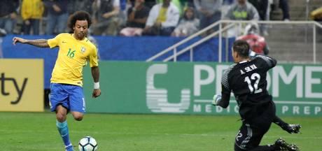 Brazilië te sterk voor Paraguay in São Paulo