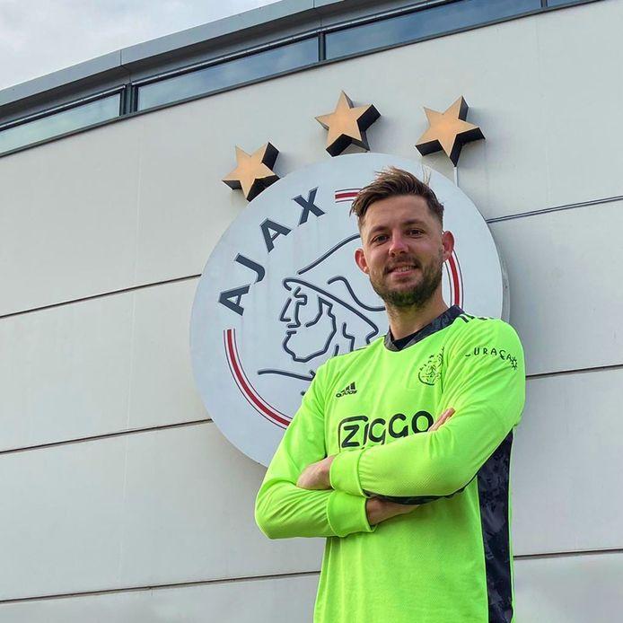 Nick Hengelman (30) heeft een contract getekend bij Jong Ajax.