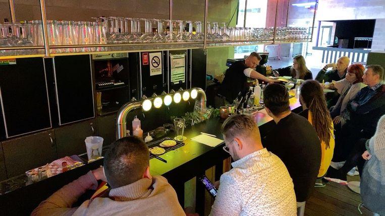 De deelnemers kregen heel wat tips voor alcoholvrije drankjes