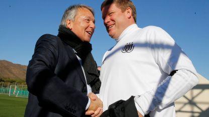 """Van Holsbeeck: """"Alle spelers te koop"""""""