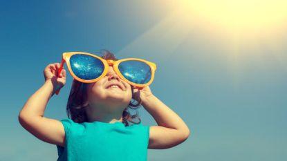 """Vergeet naast zonnecrème ook zonnebril niet: """"Opletten voor oogschade door felle zon"""""""