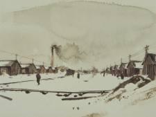 Zeldzame tentoonstelling: Joodse kunstenaar tekende dagelijks leven in Kamp Westerbork