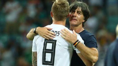 LIVE (20u45). Recht Duitsland de rug in Nations League-duel tegen Frankrijk?