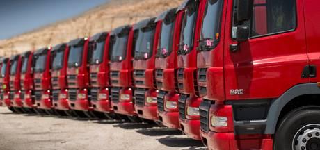 DAF levert 500e truck in Jordanië
