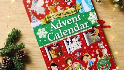 Nog 138 dagen tot Kerstmis, maar nieuwe adventskalender van Disney nu al 15 miljoen keer verkocht