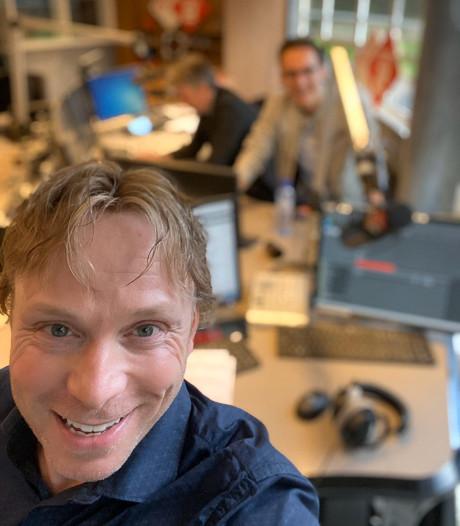 Nieuwslezer Matijn Nijhuis is trots op Almelo: 'Hilversum is een soort Borne'