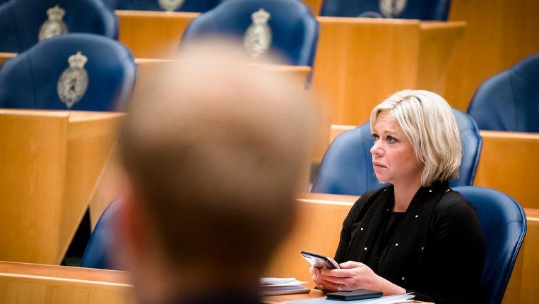 Jeanine Hennis-Plasschaert Beeld anp