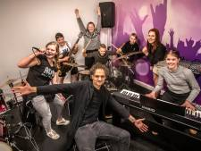 Muzikaal talent bruist in professionele studio's in Holten