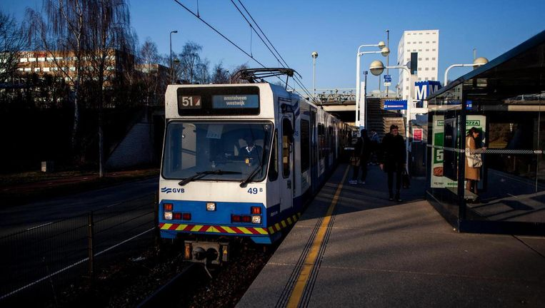 De huidige lijn 51 Beeld Lin Woldendorp