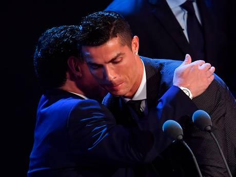 Cristiano Ronaldo noemt prijs 'groots' moment