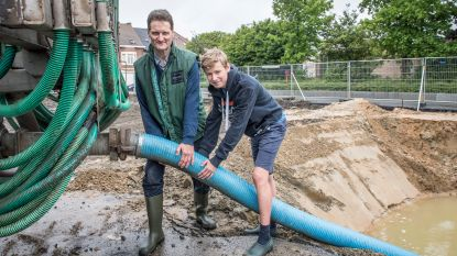 West-Vlaanderen biedt alternatieve watervoorraden voor landbouwers