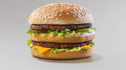Big Mac is nu véél ongezonder dan 30 jaar geleden