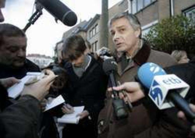Procureur Jean-Claude Elslander geeft uitleg over het dramatische voorval.