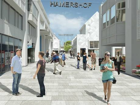 Raad financiert Hamershof stap voor stap