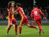 Spektakel, kansen en clubrecord voor GA Eagles na elfde gelijkspel van seizoen