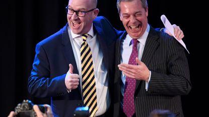 Leegloop bij UKIP houdt aan: na Farage, ook oud-leider Nuttall opgestapt
