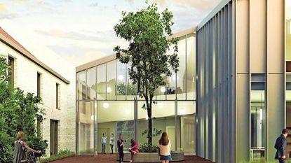 Bouw nieuw gemeentehuis start op 4 maart, diensten Leefmilieu en Secretarie verhuizen tijdelijk