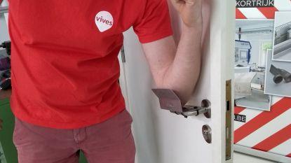 Vives en LVD maken handenvrije deuropener