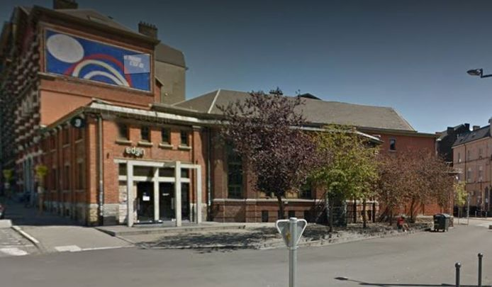 Le Centre Culturel de Charleroi, l'Eden