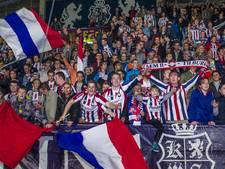 Sparta-thuis vaak feest voor Willem II