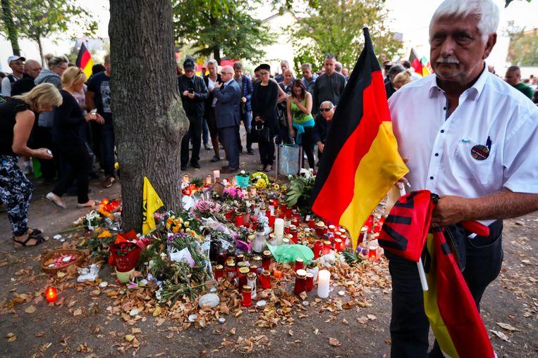 In Köthen kwam vorige week een 22-jarige Duitser om het leven door hartfalen tijdens een vechtpartij met Afghanen.