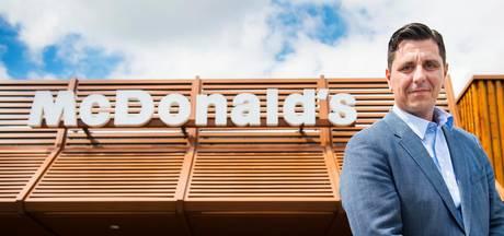 Nieuwe baas voor McDonald's Nederland