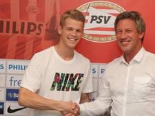 PSV scoort ook met eigen website