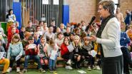 Basisschool De Klinker neemt afscheid van juf Mita