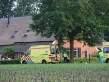 Ruiter raakt zwaargewond na val van paard in Borculo