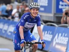 Evenepoel eindwinnaar Ronde van België, slotrit prooi voor Coquard