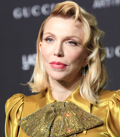 Courtney Love dwingt bij rechter omgangsverbod ex-manager af