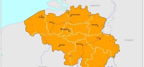 Vlaanderen scherpt de coronamaatregelen aan vanwege oplopende besmettingen