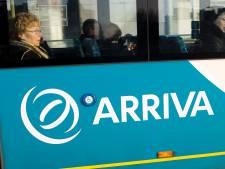 Lijnbus botst op auto bij Baexem