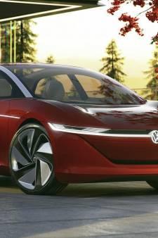 VW geeft gas met autonome auto in Israël